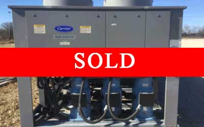 CARRIER – 150 Ton Air Cooled Chiller