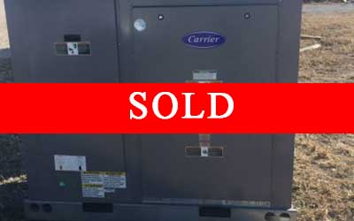 CARRIER – 11 Ton Air Cooled Chiller