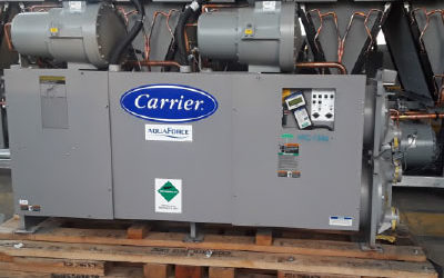 CARRIER – 75 Ton Water Cooled Chiller