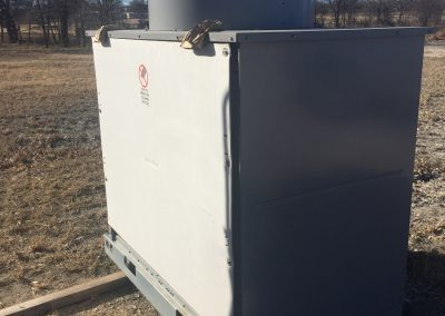 11 ton Carrier air cooled chiller