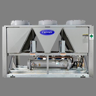 CARRIER – 110 Ton Air Cooled Chiller