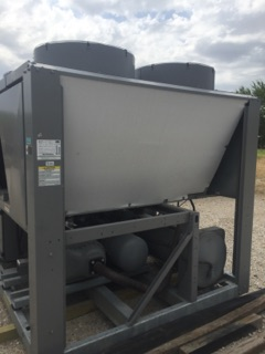 Carrier 160 Ton New Surplus Air Cooled Chiller