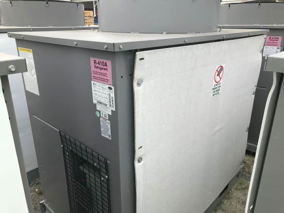New Surplus 16 Ton Carrier Air Cooled Chiller – New Factory Overstock